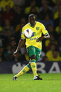 Picture by Paul Chesterton/Focus Images Ltd.  07904 640267.26/9/11.Leon Barnett of Norwich during the Barclays Premier League match at Carrow Road stadium, Norwich.