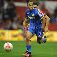 Leeds United's Kemar Roofe