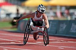 STILWELL Michelle, CAN, 800m, T52, 2013 IPC Athletics World Championships, Lyon, France