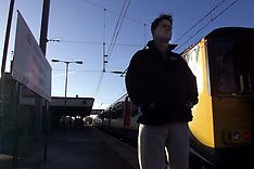 NOV 26 2000 Huntingdon Railway Station
