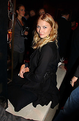 Model JODIE KIDD at the launch party for Donna Karan's new fragrance Gold held at the Donna Karan store, 19 New Bond Street, London on 16th November 2006.<br /><br />NON EXCLUSIVE - WORLD RIGHTS