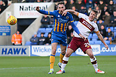 Shrewsbury Town v Bradford City 251117