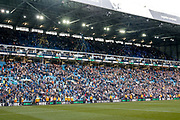 Celebration ahead of the Leeds United's 100th anniversary EFL Sky Bet Championship match between Leeds United and Birmingham City at Elland Road, Leeds, England on 19 October 2019.