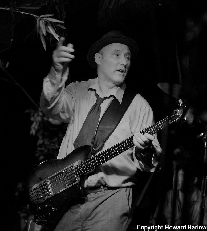 JAH WOBBLE and the NIPPON DUB ENSEMBLE in concert at RUBY LOUNGE, MANCHESTER 29 July 2010