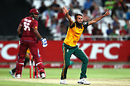 Cricket - South Africa v West Indies 1st T20 Cape Town