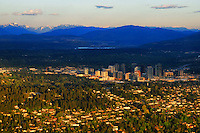 Bellevue & Cascade Mountains