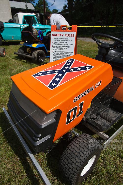 Lawn Mower Racing >> Grasscar Lawn Mower Racing In Southern Mass Alexander