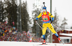 March 16, 2019 - –Stersund, Sweden - 190316 Mona Brorsson of Sweden  competes in the Women's 4x6 km Relay during the IBU World Championships Biathlon on March 16, 2019 in Östersund..Photo: Johan Axelsson / BILDBYRÃ…N / Cop 245 (Credit Image: © Johan Axelsson/Bildbyran via ZUMA Press)