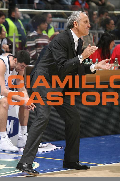 DESCRIZIONE : Bologna Lega A1 2008-09 Gmac Fortitudo Bologna Bancatercas Teramo<br /> GIOCATORE : Cesare Pancotto<br /> SQUADRA : Gmac Fortitudo Bologna<br /> EVENTO : Campionato Lega A1 2008-2009 <br /> GARA : Gmac Fortitudo Bologna Bancatercas Teramo<br /> DATA : 18/01/2009 <br /> CATEGORIA : ritratto<br /> SPORT : Pallacanestro <br /> AUTORE : Agenzia Ciamillo-Castoria/M.Marchi