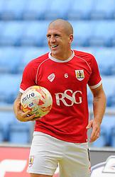 Bristol City's Adam El-Abd  - Photo mandatory by-line: Joe Meredith/JMP - Mobile: 07966 386802 - 18/10/2014 - SPORT - Football - Coventry - Ricoh Arena - Bristol City v Coventry City - Sky Bet League One