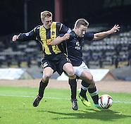 28-10-2013 Dundee v Berwick Rangers - Reserve League