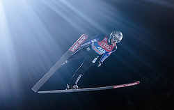 05.01.2016, Paul Ausserleitner Schanze, Bischofshofen, AUT, FIS Weltcup Ski Sprung, Vierschanzentournee, Qualifikation, im Bild Joachim Hauer (NOR) // Joachim Hauer of Norway during his Qualification Jump for the Four Hills Tournament of FIS Ski Jumping World Cup at the Paul Ausserleitner Schanze, Bischofshofen, Austria on 2016/01/05. EXPA Pictures © 2016, PhotoCredit: EXPA/ JFK