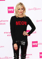 Fearne Cotton, Fearne Cotton SS15 Collection for very.co.uk - Catwalk Show, One Marylebone, London UK, 11 September 2014; Photo by Brett D. Cove