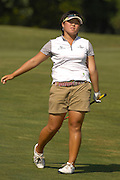 Ha Na Jang during the semifinals of the U.S. Women's Amateur at Crooked Stick Golf Club on Aug. 11, 2007 in Carmel, Ind.    ...©2007 Scott A. Miller