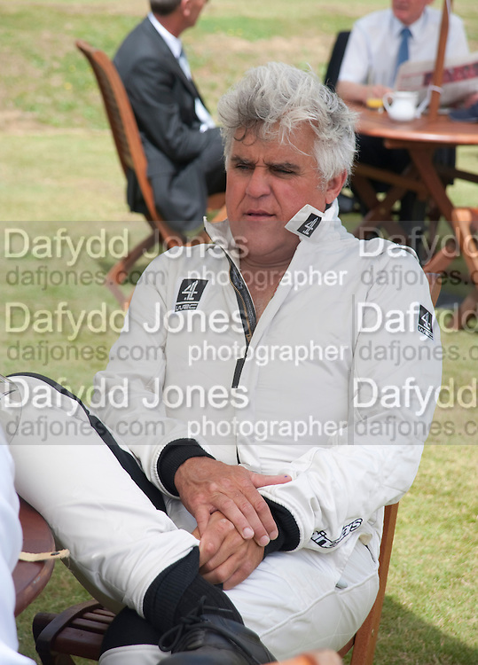 JAY LENO, Cartier Style et Luxe at the Goodwood Festival of Speed. Goodwood House. 5 July 2009.