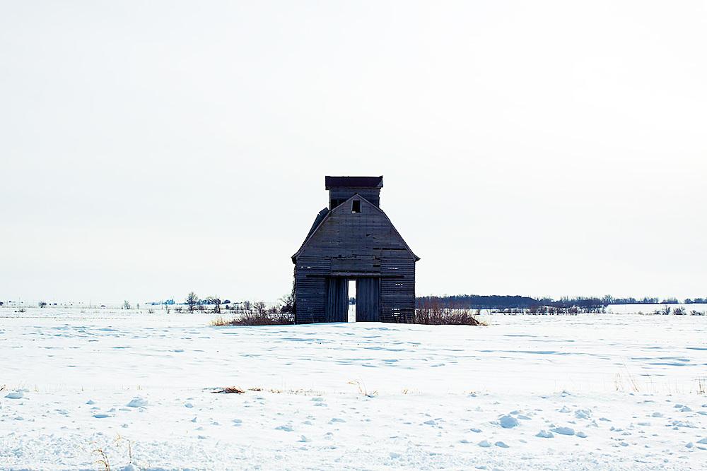 Old Barn, Speer, IL.