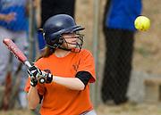 MCHS JV Girls Softball.vs Orange.March 16, 2006