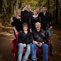 Clark Family Fall 2015