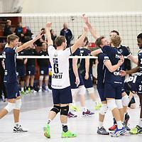 VBALL: 08-10-2017 - ASV Aarhus - Middelfart VK - Volleyligaen Herrer 2017-2018