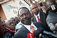 General Elections: Kenya, 2013