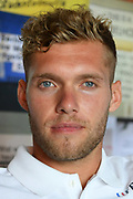 Portrait of Kevin Mayer during the European Championships 2018, at Club France in Berlin, Germany, Day -1, on August 5, 2018 - Photo Philippe Millereau / KMSP / ProSportsImages / DPPI