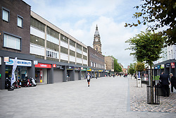 © Licensed to London News Pictures. 04/09/2020. Bolton, UK. Quiet morning in local lockdown in Bolton. Bolton now has the highest infection rate in the UK. Photo credit: Kerry Elsworth/LNP