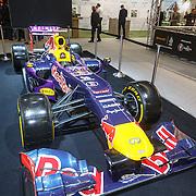 NLD/Amsterdam/20150416 - Opening AutoRai 2015, Formule 1 wagen Torro Rosso