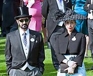 Princess Haya & Sheikh Maktoum Of Dubai Split