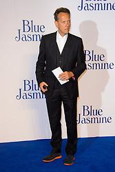 Blue Jasmine - UK film premiere. <br /> Richard E Grant arrives for the Blue Jasmine film premiere, Odeon, London, United Kingdom. Tuesday, 17th September 2013. Picture by Chris Joseph / i-Images