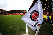 A general view prior to the EFL Sky Bet League 1 match between Charlton Athletic and Blackburn Rovers at The Valley, London, England on 28 April 2018. Picture by Toyin Oshodi.