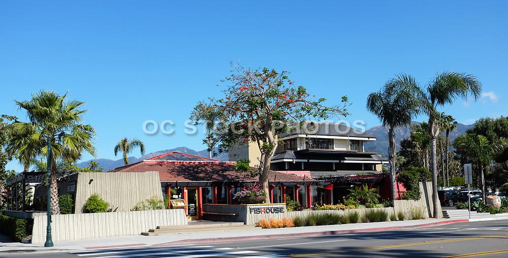 Santa Barbara FisHouse Waterfront Restaurant