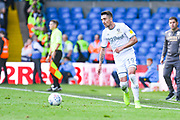 Leeds United midfielder Pablo Hernandez (19) during the EFL Sky Bet Championship match between Leeds United and Swansea City at Elland Road, Leeds, England on 31 August 2019.