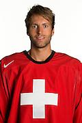 31.07.2013; Wetzikon; Eishockey - Portrait Nationalmannschaft; Kevin Romy (Valeriano Di Domenico/freshfocus)