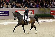 Johan Rockx - Verdi De La Fazenda<br /> Indoor Brabant 2010<br /> Photo © DigiShots