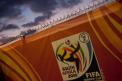 2010 FIFA World Cup South Africa  on July 02, 2010 at Soccer City Stadium in Sowetto, suburb of Johannesburg. (Photo by Vid Ponikvar / Sportida)