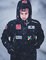 02.02.2019, Heini Klopfer Skiflugschanze, Oberstdorf, GER, FIS Weltcup Skiflug, Oberstdorf, im Bild Halvor Egner Granerud (NOR) // Halvor Egner Granerud of Norway during the FIS Ski Jumping World Cup at the Heini Klopfer Skiflugschanze in Oberstdorf, Germany on 2019/02/02. EXPA Pictures © 2019, PhotoCredit: EXPA/ JFK