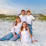 Blackburn Family Beach Photos - 2018
