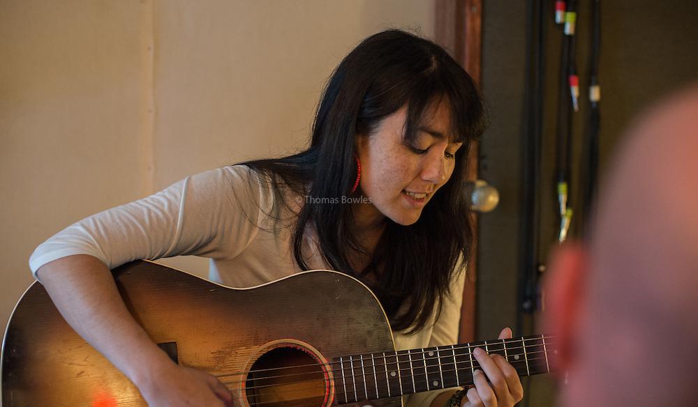 Jasmine Rodgers recording
