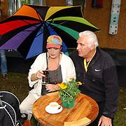 Tennisclinic Hilversum Open 2004, Willeke van Ammelrooy en Marco Bakker