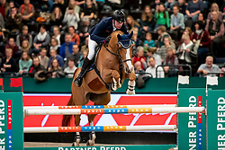 Stevens Mario, GER, Brooklyn 17<br /> Leipzig - Partner Pferd 2019<br /> © Hippo Foto - Stefan Lafrentz