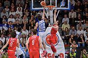 DESCRIZIONE : Beko Legabasket Serie A 2015- 2016 Playoff Quarti di Finale Gara3 Dinamo Banco di Sardegna Sassari - Grissin Bon Reggio Emilia<br /> GIOCATORE : Rok Stipcevic<br /> CATEGORIA : Tiro Penetrazione Sottomano Controcampo<br /> SQUADRA : Dinamo Banco di Sardegna Sassari<br /> EVENTO : Beko Legabasket Serie A 2015-2016 Playoff<br /> GARA : Quarti di Finale Gara3 Dinamo Banco di Sardegna Sassari - Grissin Bon Reggio Emilia<br /> DATA : 11/05/2016<br /> SPORT : Pallacanestro <br /> AUTORE : Agenzia Ciamillo-Castoria/L.Canu