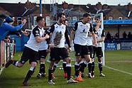 Gainsborough Trinity FC 2-3 Stockport County FC 17.3.18