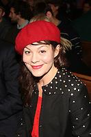 LONDON - December 17:<br /> Helen McCrory reader at the Nordoff Robbins Christmas Carol Concert.<br /> 17, 12, 2013.<br /> St Luke's, London, United Kingdom<br /> (Photo  John Marshall/JM Enternational)