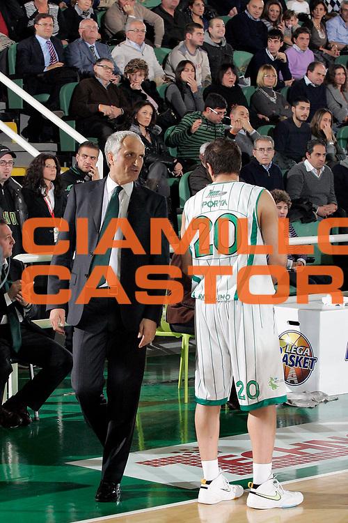 DESCRIZIONE : Avellino Lega A 2009-10 Air Avellino Carife Ferrara<br /> GIOCATORE : Cesare Pancotto<br /> SQUADRA : Air Avellino<br /> EVENTO : Campionato Lega A 2009-2010 <br /> GARA : Air Avellino Carife Ferrara<br /> DATA : 14/11/2009<br /> CATEGORIA : ritratto<br /> SPORT : Pallacanestro <br /> AUTORE : Agenzia Ciamillo-Castoria/A.De Lise<br /> Galleria : Lega Basket A 2009-2010 <br /> Fotonotizia : Avellino Campionato Italiano Lega A 2009-2010 Air Avellino Carife Ferrara<br /> Predefinita :
