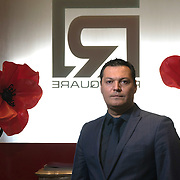 SUNNY ISLES BEACH, FL - OCTOBER 25, 2016:<br /> Roman Bokeria, President and CEO of Miami Red Square Realty, in his Sunny Isles Beach office. Brokeria is a realtor and investor who deals with Russian speaking buyers/investors among others. (Photo by Angel Valentin/For The Washington Post)