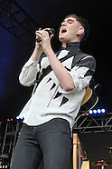 Patrick Wolf performs at Lovebox