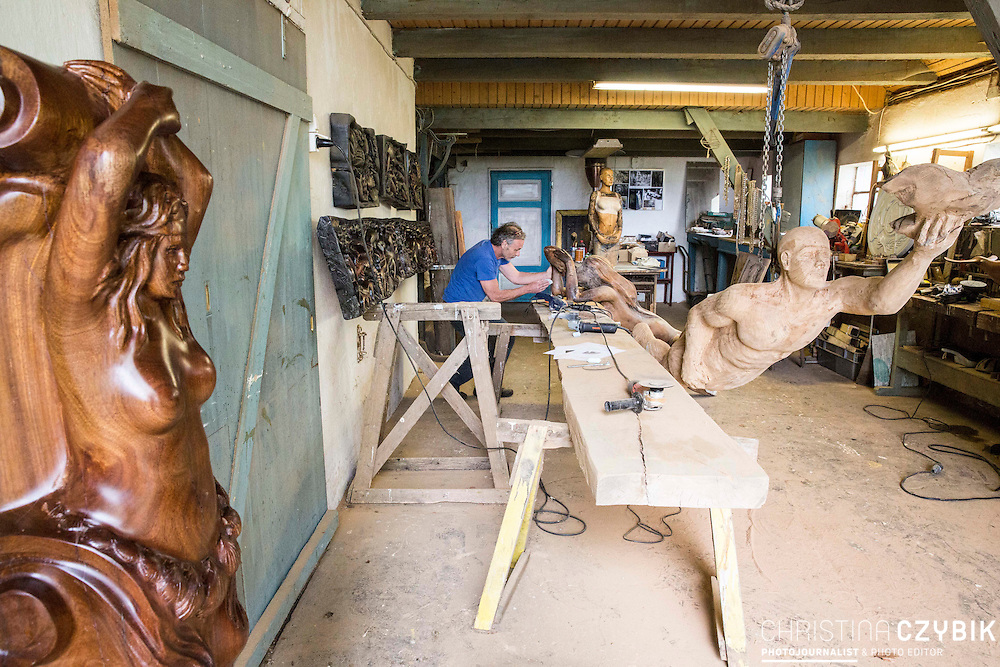 The Figurehead Atelier: Claus Hartmann