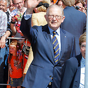 NLD/Veenendaal/20120430 - Koninginnedag 2012 Veenendaal, Mr. Pieter van Vollenhoven