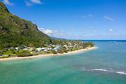 Kaaawa Beach, Oahu, Hawaii