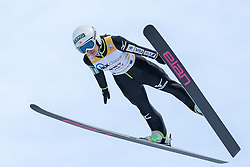 30.01.2016, Normal Hill Indiviual, Oberstdorf, GER, FIS Weltcup Ski Sprung Ladis, Bewerb, im Bild Sara Takanashi (JPN) // Sara Takanashi of Japan during his Competition Jump of Four Hills Tournament of FIS Ski Jumping World Cup Ladis at the Normal Hill Indiviual, Oberstdorf, Germany on 2016/01/30. EXPA Pictures © 2016, PhotoCredit: EXPA/ Peter Rinderer